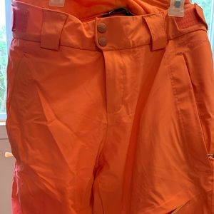 NWT  North Face women's insulated ski  pants